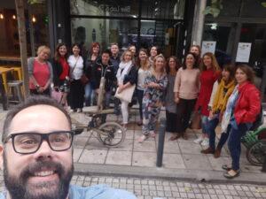 Thessaloniki 29 Oct 2019 Business - Electronio Wheels